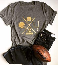 Football Season Tees | XS-XL
