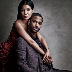 Big Sean and Jhené Aiko for Check out their exclusive shoot—and find out what's next for their collaborative super-group—at link…