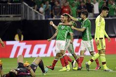 Partidazo : México empató 1-1 ante Venezuela por Copa América -> http://soloparatiradio.com/?p=10383
