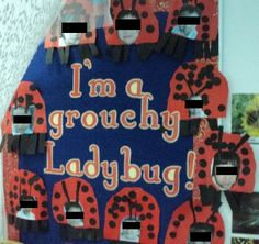 I'm a Grouchy Ladybug from Brenna
