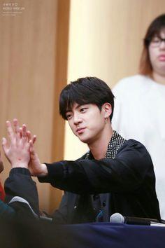 Jin Jagiya (Aladin Fansign/Sept.22,2017)