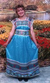 crafts Kabyle (Algeria)-dress.
