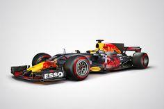 レッドブル RB13:スタジオフォト  [F1 / Formula 1]