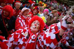 karneval 2015 köln clowns