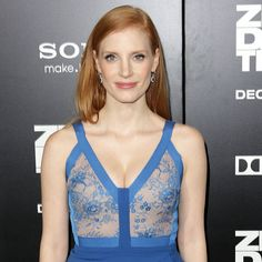 Jessica Chastain Worried Broadway Duties Will Conflict With Awards Shows