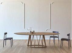 ACCO   Table en bois