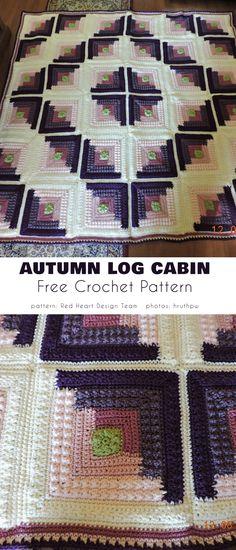 Crochet Afghans, Easy Crochet Blanket, Crochet For Beginners Blanket, Crochet Quilt, Crochet Blocks, Crochet Squares, Crochet Stitches, Afghan Blanket, Crochet Blankets