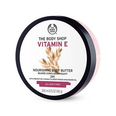 Vitamin E Body Butter | The Body Shop®