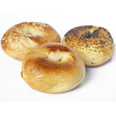 How to Make Bagels at Home ❤ liked on Polyvore featuring food, filler and food and drink