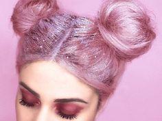 Fran Assis Blog: Pra Brilhar no Carnaval - Glitter Roots