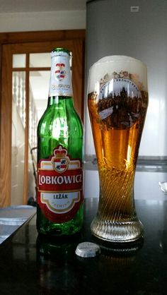 Lobkowicz Lezak Premium Czech Lager