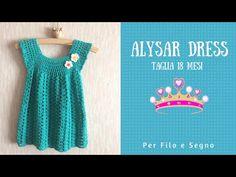 Baby List - Alysar Dress (taglia 18 mesi) - YouTube