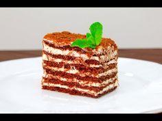 Торт Медовик Шоколадный / Нежнейший / Chocolate Honey Cake - YouTube