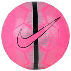 Nike Mercurial Fade Soccer Ball - Hyper Pink/Wolf Grey/Black/Hyper Pink