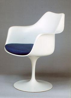 """The Metropolitan Museum of Art - """"Tulip"""" Armchair (Model No. 150) - Eero Saarinen, 1956"""