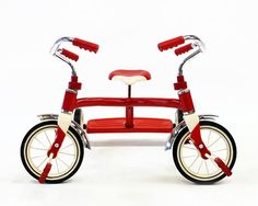 Sergio Garcia, Abstract Tricycle Sculpture
