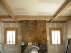 Craftsman Ceiling Trim