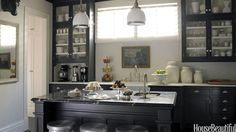 12+Great+Paint+Colors+for+a+Kitchen - HouseBeautiful.com