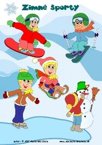 Winter Activities For Kids, Indoor Activities, Santa Decorations, Crafts For Kids To Make, Illustrations And Posters, Winter Sports, Preschool Crafts, Four Seasons, Education