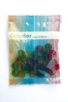 Marlène - Celador, le bonbon au goût d'illusion. Loris Gréaud