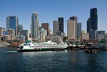 I highly recommend a ride on the state ferries while in Seattle. For little money you will get highly scenic views.