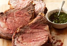 Standing Rib Roast with Jus from Leite's Culinaria  #LeitesCulinaria  #LCHolidayTable