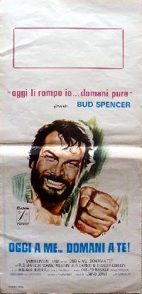 Heute ich... morgen du - Bud Spencer / Terence Hill - Datenbank