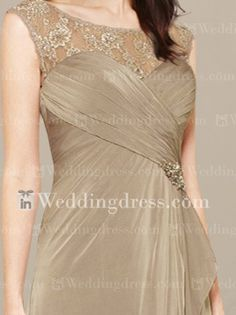 chiffon mother of the bride dresses_Cafe
