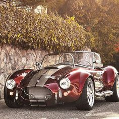 Tag someone who would like this cobra! #shelbyvintagecars