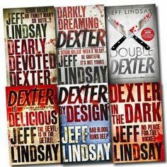 Dexter Series- Jeff Lindsay