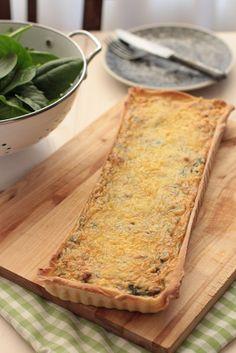 Spinach and Ricotta Quiche Ricotta, Allrecipes, Spinach, Brunch, Favorite Recipes, Quiches, Baking, Dinner, Breakfast