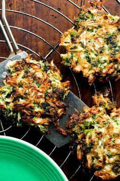 NYT Cooking: These latkes are nutrient-dense, packed with health promoting sulfur compounds as well as vitamins K, A, C, and manganese, tryptophan, calcium, copper, vitamin B6, iron, and potassium. In order for this mix to hold together it requires a little more egg and flour; I use a combination of cornmeal, all-purpose and buckwheat.