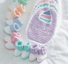 Newborn Baby Crochet Patterns Free Tutorials