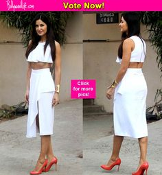 Katrina Kaif's BIG fashion gamble – Hot or Not? View HQ pics! #katrinakaif