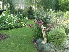 Southern part of Ewa's garden! http://wilczagora.blogspot.com