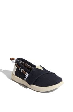 baby TOMS...I can justify this, because the baby gets them.......then a baby in africa does too(right?)