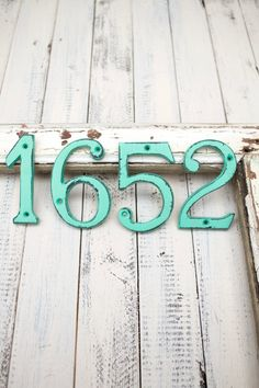 Metal Letters For Outside Display These Hand Painted Sturdy Metal House Letters Outside