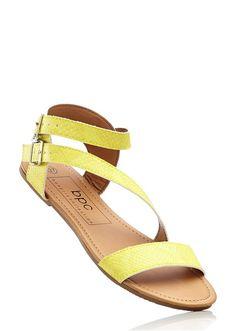 Sandály Moderní a nenucené • 349.0 Kč • bonprix