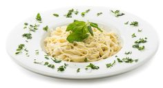 Fresh Pasta with Carbonnara Sauce from Chef Eric will delight your Valentine