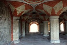 Check out this beautiful subway in my neighbourhood, right underneath Crystal Palace bus station! The Crystal Palace Subway website gives info about the next time it will be open to the public.