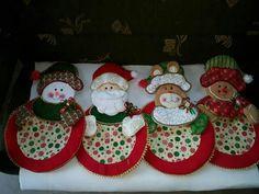 Navidad Ideas, Holiday Decor, Christmas, Home Decor, Amor, Vestidos, Christmas Crafts, Felt Christmas Decorations, Fabrics