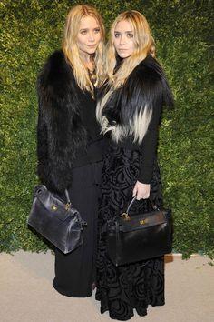 Mary-Kate & Ashley Olsen Fashion & Clothing Line Pictures (Vogue.com UK)