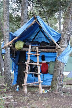 España - G.S. Atalaya 477 - Campamento de Grupo