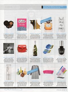 dwell's pink Monroe sofa in Stylist magazine