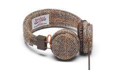 Urbanears Harris Tweed Plattan headphones - GQ.COM (UK)