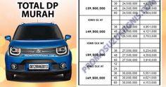 Promo Suzuki Ignis September