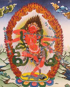 Tara Goddess, Goddess Of Love, Tibetan Art, Tibetan Buddhism, Nepal Art, Thangka Painting, Painting Art, Vajrayana Buddhism, Esoteric Art