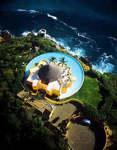 Exotic Villa In Mexico! I want this house house safe and sound! Amazing home! Protect your home with the most cost effective #home #insurance. You can now live a hassle-free #life by insuring your home. find the best home insurance, today. https://plus.google.com/+AntToinette/about