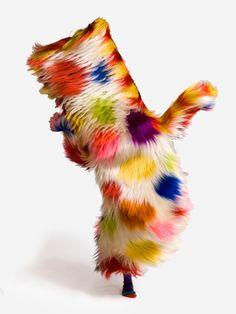 Nick Cave's artwork - gallery   body pixel