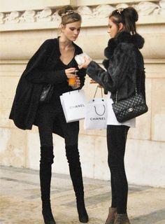 chic street fashion